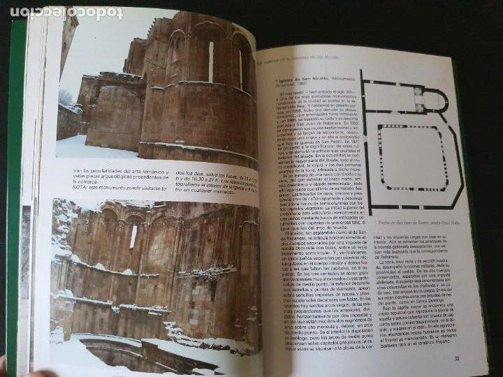 Libros: SORIA. RUAS DEL ROMÁNICO EN LA PROVINCIA DE SORIA 1998. CAYETABI EBRUQYEZ - Foto 6 - 241035100