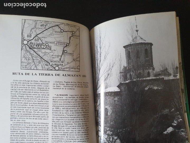 Libros: SORIA. RUAS DEL ROMÁNICO EN LA PROVINCIA DE SORIA 1998. CAYETABI EBRUQYEZ - Foto 7 - 241035100
