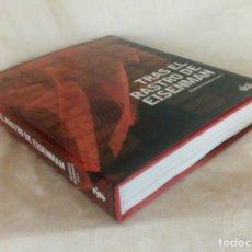 Libros: TRAS EL RASTRO DE EISENMAN (ARQUITECTURA) - C. DAVIDSON (CIUDAD DE LA CULTURA-SANTIAGO...) AKAL 2006. Lote 241532245