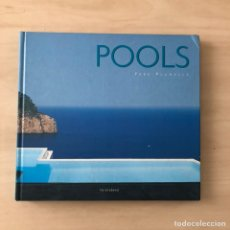 Libros: POOLS- PISCINAS. Lote 242331870