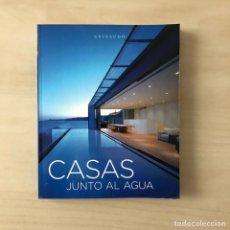 Libros: CASAS JUNTO AL AGUA. Lote 243420540