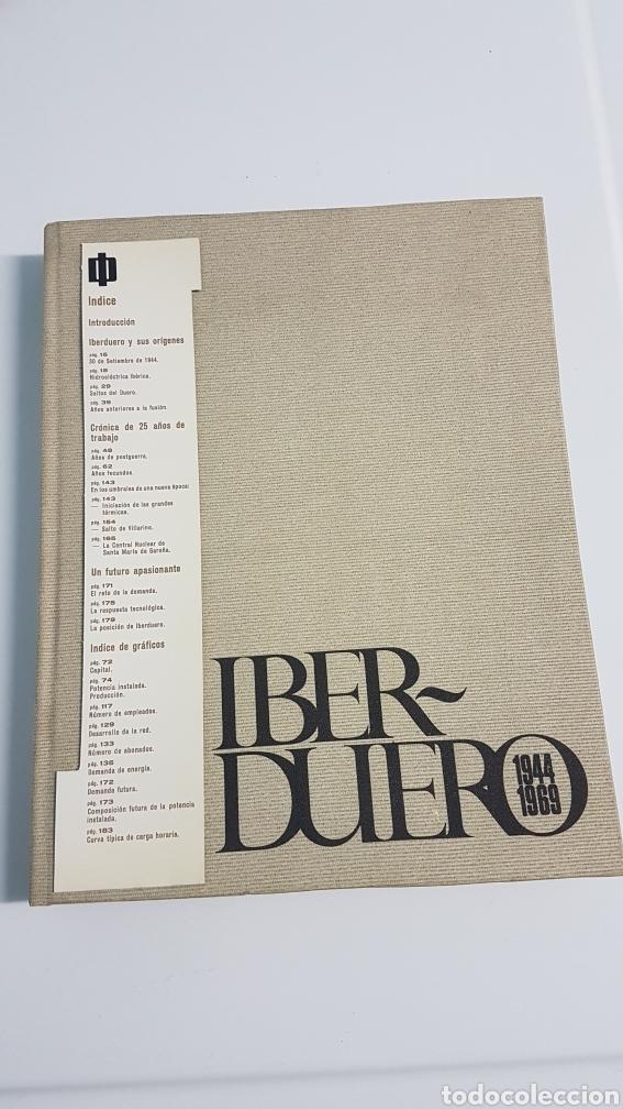 Libros: IBERDUERO 1944-1969 - Foto 3 - 246779185