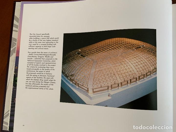Libros: Palau Sant Jordi. Construcción del Palau. Inglés - Foto 5 - 251833940