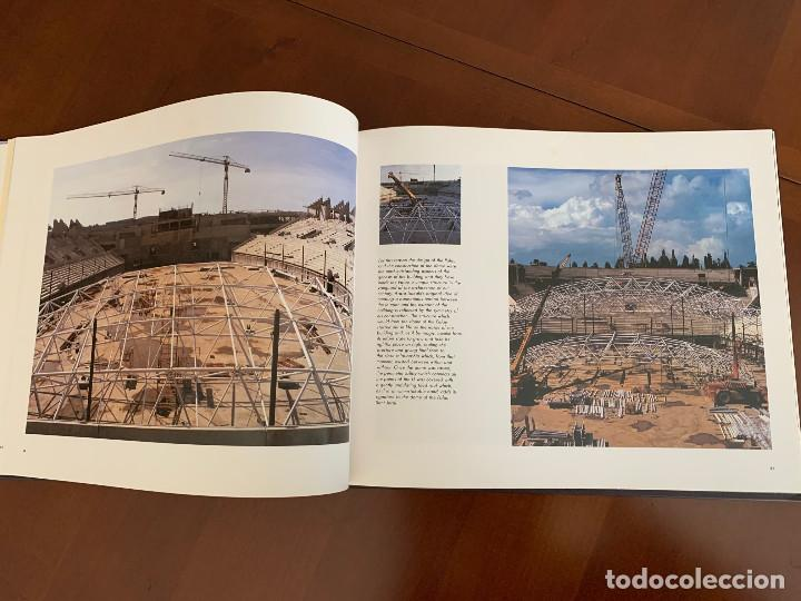 Libros: Palau Sant Jordi. Construcción del Palau. Inglés - Foto 8 - 251833940