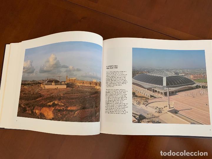 Libros: Palau Sant Jordi. Construcción del Palau. Inglés - Foto 9 - 251833940