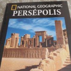 Libri: NATIONAL GEOGRAPHIC PERSEPOLIS. Lote 251837850