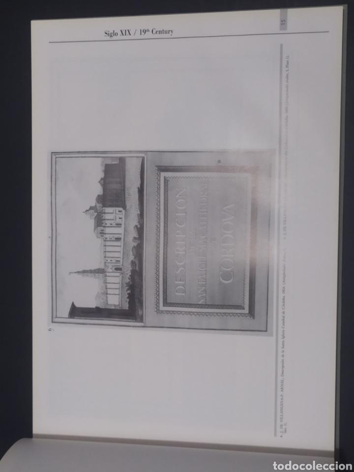 Libros: La mezquita de Córdoba. Planos y dibujos. Manuel Nieto cumplido/Carlos Luca de Tena y Alvear. 1992. - Foto 6 - 252221115