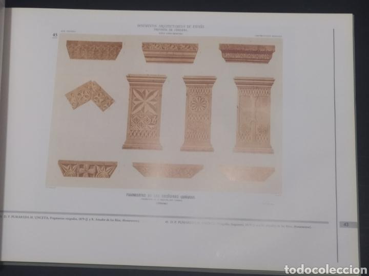 Libros: La mezquita de Córdoba. Planos y dibujos. Manuel Nieto cumplido/Carlos Luca de Tena y Alvear. 1992. - Foto 9 - 252221115