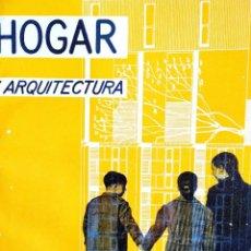 Libros: 1959 - AÑO COMPLETO - REVISTA HOGAR Y ARQUITECTURA - POBLADOS DE ABSORCIÓN EN MADRID. Lote 252996815