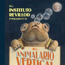 Libros: LIBRO EL ANIMALARIO VERTICAL SAEZ CASTAN AQUITIENESLOQUEBUSCA ALMERIA. Lote 254010675