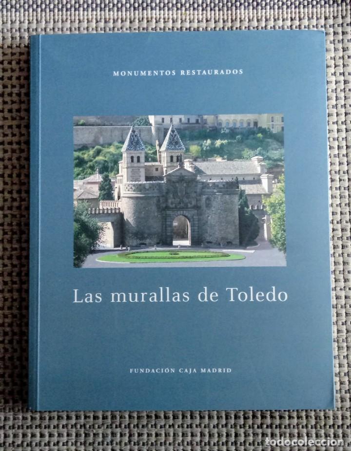 LIBRO LAS MURALLAS DE TOLEDO. 288 PÁGINAS. ARQUITECTURA. NUEVO. ENVÍO GRATIS. (Libros Nuevos - Bellas Artes, ocio y coleccionismo - Arquitectura)