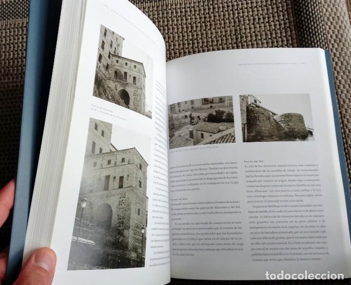 Libros: LIBRO LAS MURALLAS DE TOLEDO. 288 PÁGINAS. ARQUITECTURA. NUEVO. ENVÍO GRATIS. - Foto 2 - 254997035