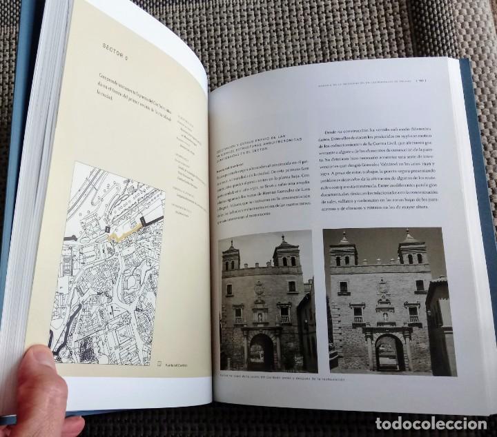 Libros: LIBRO LAS MURALLAS DE TOLEDO. 288 PÁGINAS. ARQUITECTURA. NUEVO. ENVÍO GRATIS. - Foto 3 - 254997035