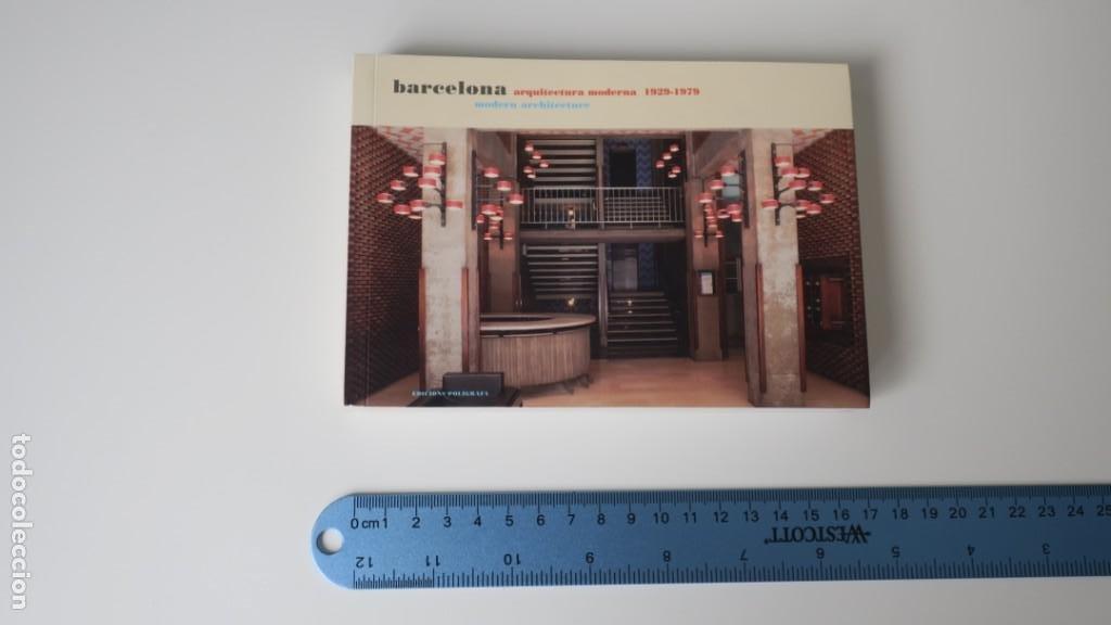 BARCELONA ARQUITECTURA MODERNA 1929-1979 (Libros Nuevos - Bellas Artes, ocio y coleccionismo - Arquitectura)