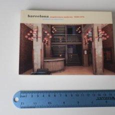 Libros: BARCELONA ARQUITECTURA MODERNA 1929-1979. Lote 255332100