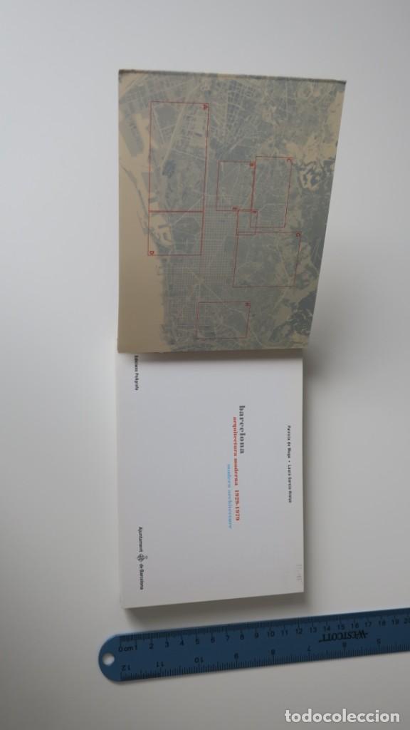 Libros: BARCELONA arquitectura moderna 1929-1979 - Foto 4 - 255332100