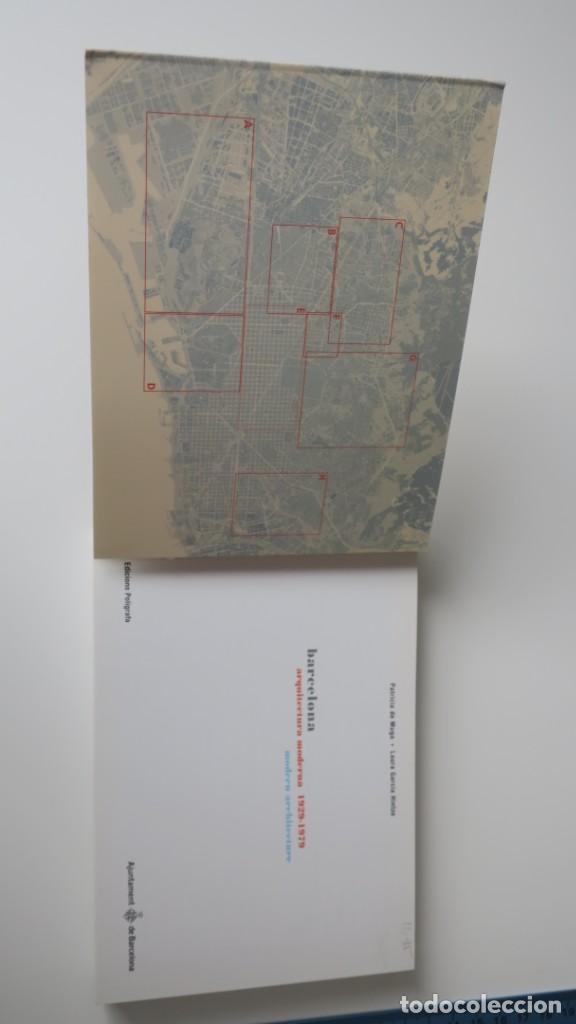 Libros: BARCELONA arquitectura moderna 1929-1979 - Foto 5 - 255332100