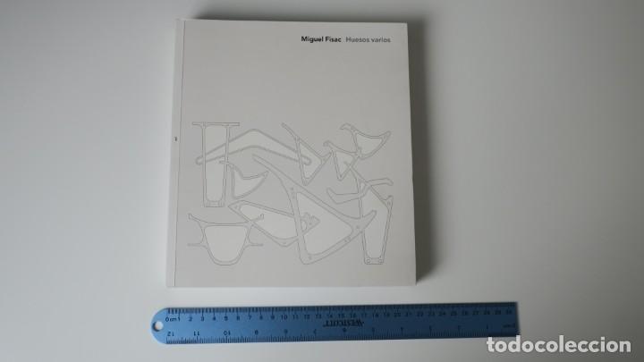 MIGUEL FISAC HUESOS VARIOS INCLUIDO DVD (Libros Nuevos - Bellas Artes, ocio y coleccionismo - Arquitectura)