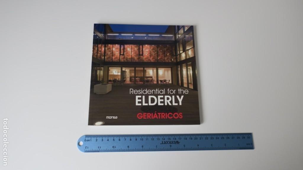 RESIDENTIAL FOR THE ELDERLY GERIATRICOS (Libros Nuevos - Bellas Artes, ocio y coleccionismo - Arquitectura)