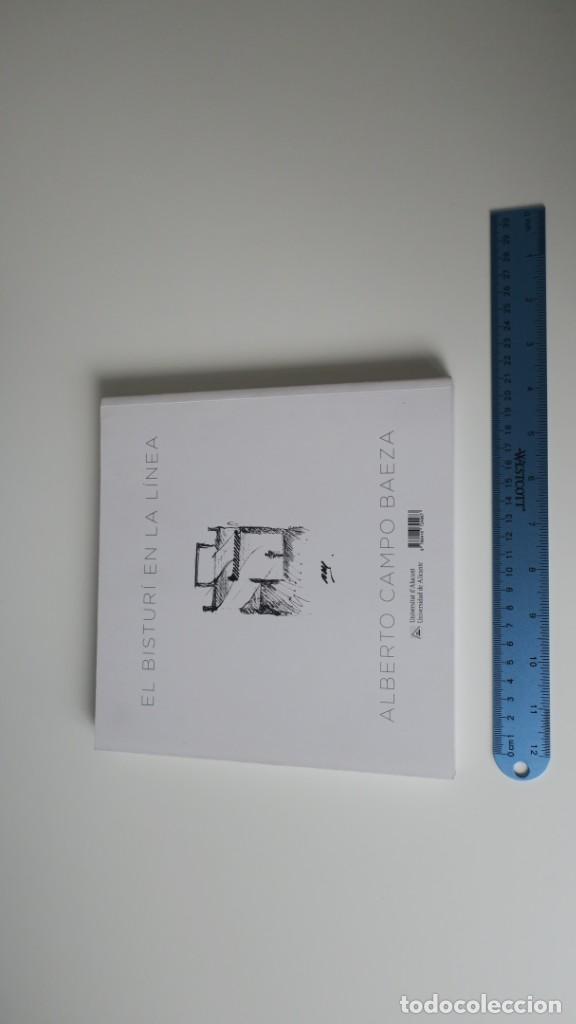 Libros: ALBERTO CAMPO BAEZA EL BISTURI EN LA LINEA - Foto 2 - 255338315