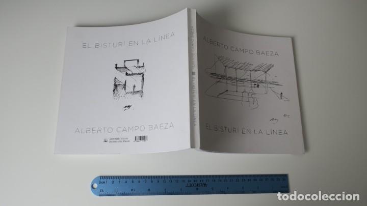 Libros: ALBERTO CAMPO BAEZA EL BISTURI EN LA LINEA - Foto 3 - 255338315