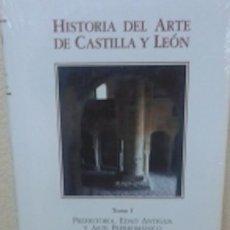 Libros: HISTORIA DEL ARTE DE CASTILLA Y LEON - AMBITO - 8 TOMOS - COMPLETA - PRECINTADOS / NUEVOS !!!!. Lote 255450275