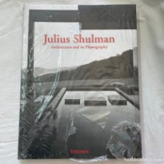 Libros: JULIUS SHULMAN ARCHITECTURE AND ITS PHOTOGRAPHY TASCHEN - LIBRO NUEVO PRECINTADO - ARQUITECTURA. Lote 255517015