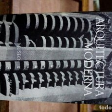 Libros: DORFLES GILLO.ARQUITECTURA MODERNA.MUSEO. Lote 257452980