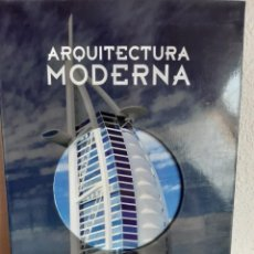 Libros: ARQUITECTURA MODERNA HASSELL BOYLE HARWOOD. Lote 262429215