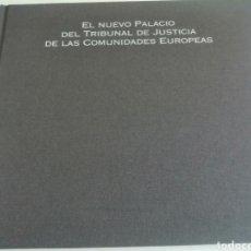 Libros: PALACIO JUSTICIA U.E. ARQUITECTURA. Lote 262513075