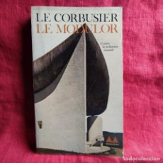 Libros: LE MODULOR - LE CORBUSIER. Lote 262765740