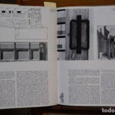 Libros: FULLAONDO J. DANIEL. ANTONIO FERNANDEZ ALBA/1957,67 ARQUITECTO.. Lote 269191268
