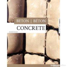 Livres: CONCRETE. Lote 272858283
