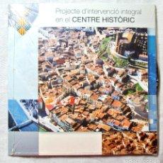 Libros: CD-ROM PROYECTO DE INTERVENCIÓN INTEGRAL EN EL CENTRO HISTÓRICO DE BALAGUER, NUEVO , EMPAQUE SELLADO. Lote 273454098