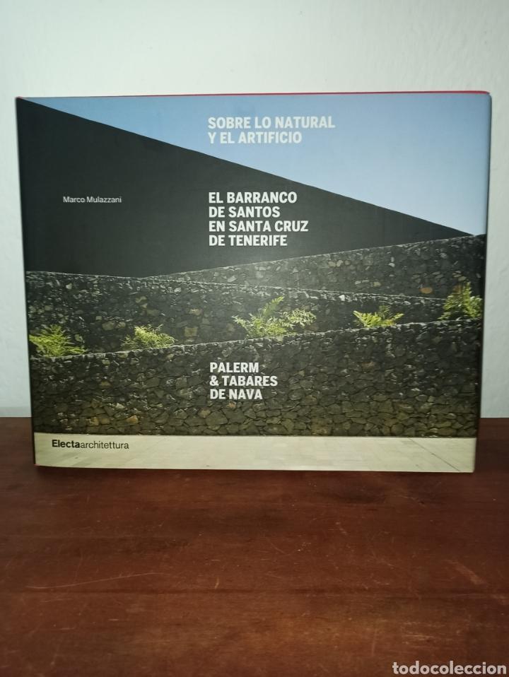 EL BARRANCO DE SANTOS EN TENERIFE (Libros Nuevos - Bellas Artes, ocio y coleccionismo - Arquitectura)