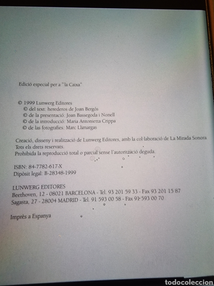 Libros: Libro, Gaudí, Lhome i lobra - Foto 4 - 288856913