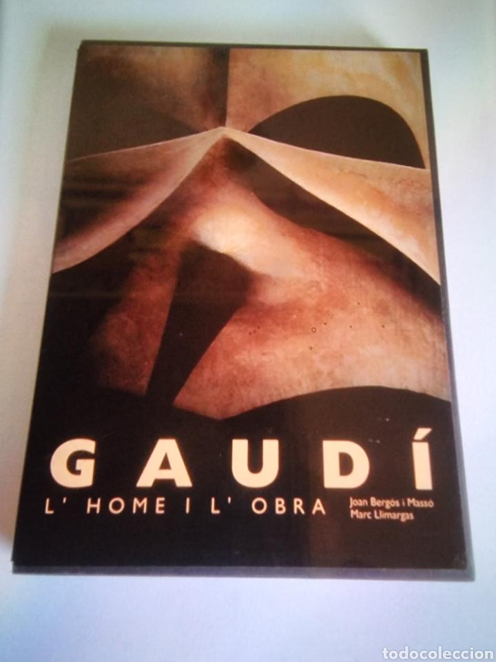 LIBRO, GAUDÍ, L'HOME I L'OBRA (Libros Nuevos - Bellas Artes, ocio y coleccionismo - Arquitectura)