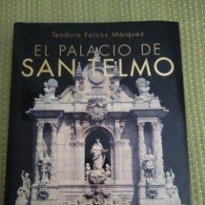 Libros: PALACIO DE SAN TELMO , SEVILLANA ROJO. Lote 293209893
