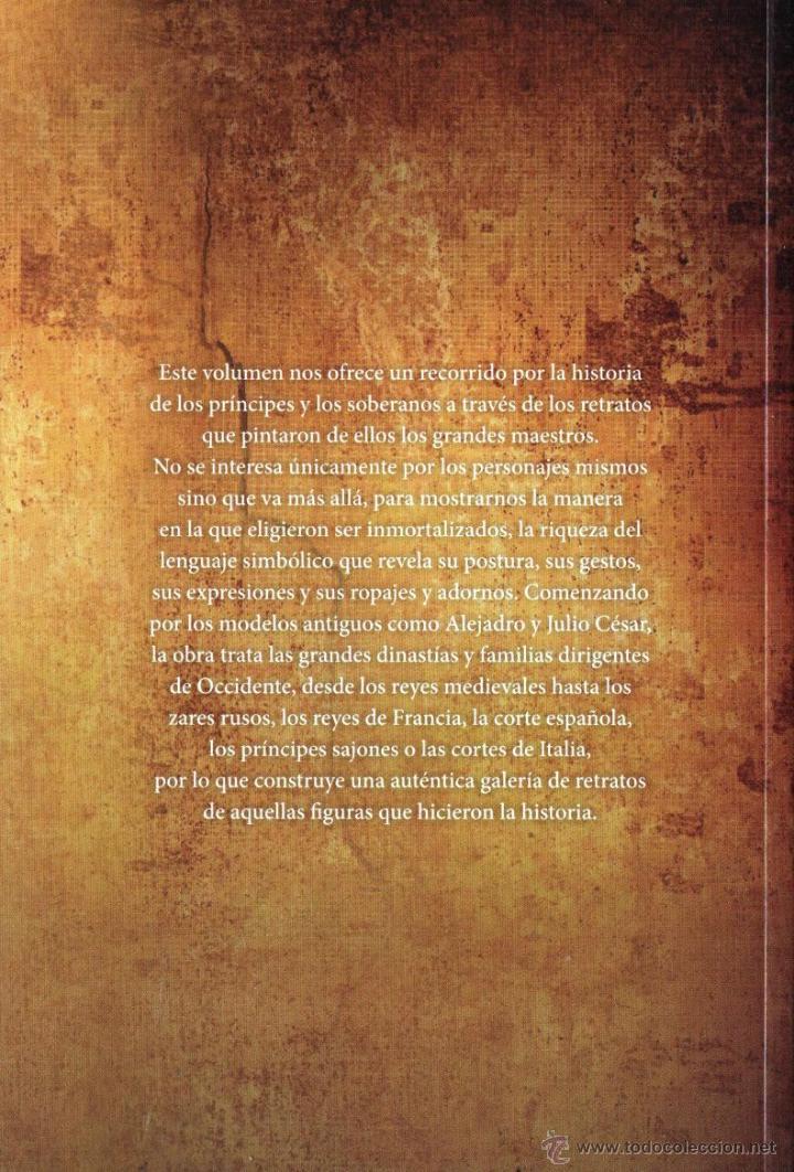 Libros: EMPERADORES, PRINCIPES Y SOBERANOS VOL. 1 y 2 - LA HISTORIA EN EL ARTE (NUEVO) - Foto 3 - 98394071