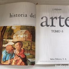 Libros: ENCICLOPEDIA SOBRE LA HISTORIA DEL ARTE COMPLETA. CON TODOS LOS TOMOS.. Lote 74975335