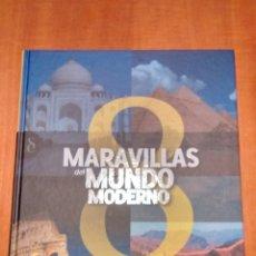 Libros: 8 MARAVILLAS DEL MUNDO MODERNO.. Lote 81698598