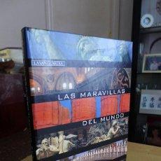 Libros: LAS MARAVILLAS DEL MUNDO,CASES I ASSOCIATS S.A., TAPA DURA, LA VANGUARDIA 1994. Lote 84609260