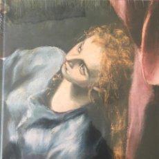 Libros: EL GRECO – ESTUDIO TÉCNICO MUSEO NACIONAL DEL PRADO (FEB 2016) - CARMEN GARRIDO. Lote 85175940