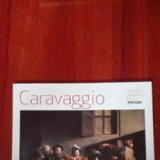 Libros: CARAVAGGIO. Lote 86105352