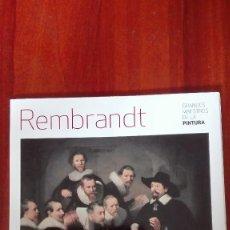 Libros: REMBRANDT. Lote 86105488