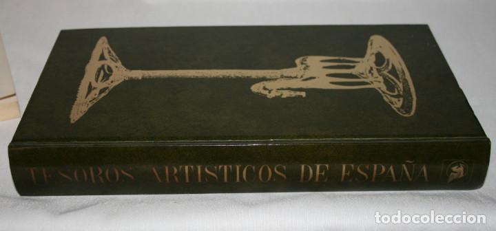 GRAN LIBRO, TESOROS ARTISTICOS DE ESPAÑA, SELECCIONES DEL READER'S DIGEST 1977 (Libros Nuevos - Historia - Historia del Arte)