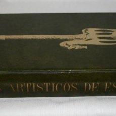 Libros: GRAN LIBRO, TESOROS ARTISTICOS DE ESPAÑA, SELECCIONES DEL READER'S DIGEST 1977. Lote 86517016