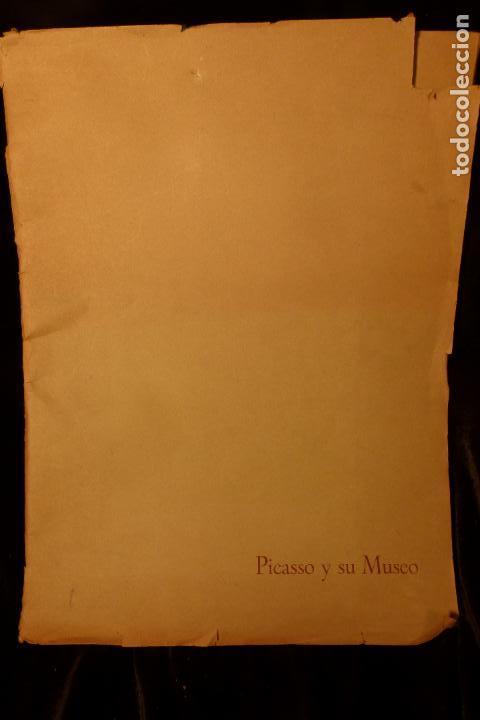 PICASSO Y SU MUSEO DE JOSE SELVA VIVES (Libros Nuevos - Historia - Historia del Arte)