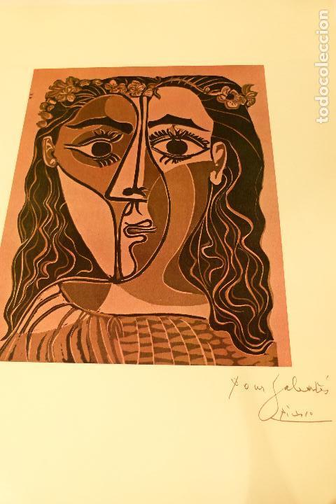 Libros: PICASSO Y SU MUSEO DE JOSE SELVA VIVES - Foto 3 - 104122463