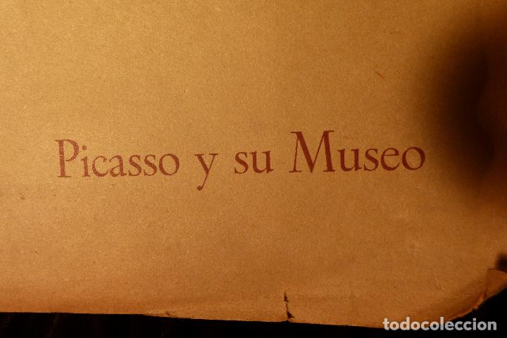 Libros: PICASSO Y SU MUSEO DE JOSE SELVA VIVES - Foto 10 - 104122463